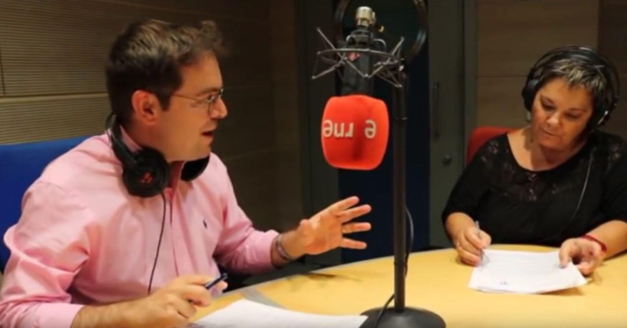 Javier Sierra y sus noches en vela en Radio Nacional de España