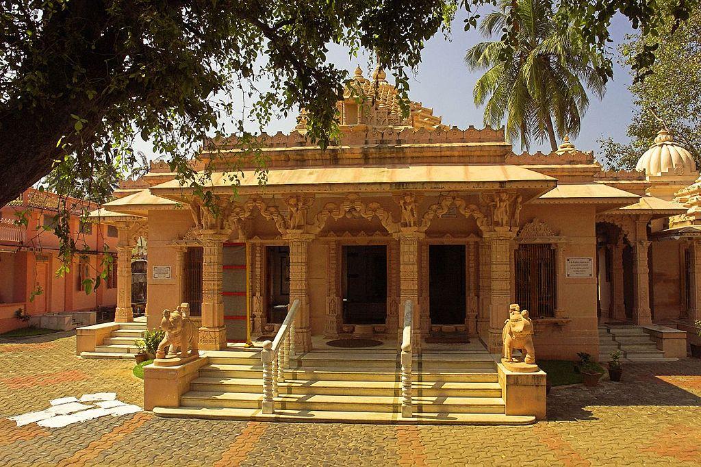 El Mensaje de Pandora - Templo de Kerala