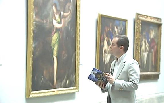 LASEXTA Noticias - Iba al Museo del Prado dos veces al día