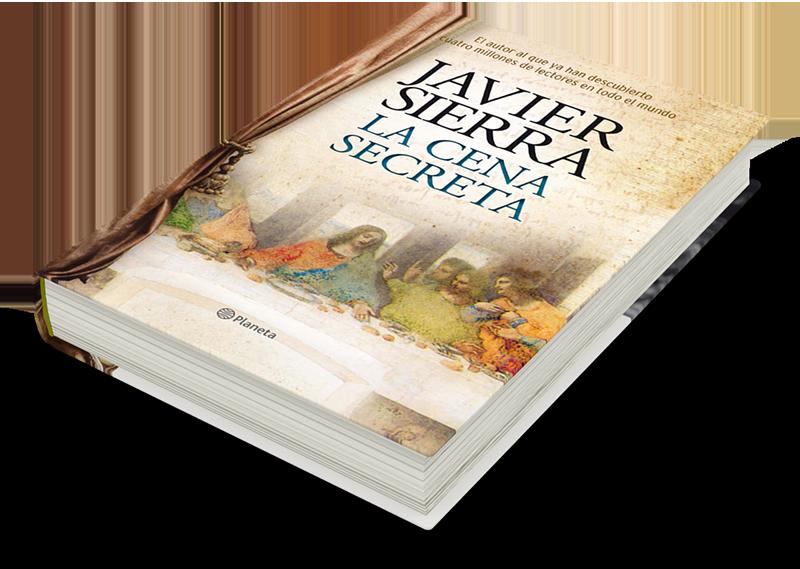 La Cena Secreta Página Oficial De Javier Sierra