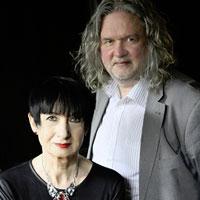 Lynn Picknett y Clive Prince