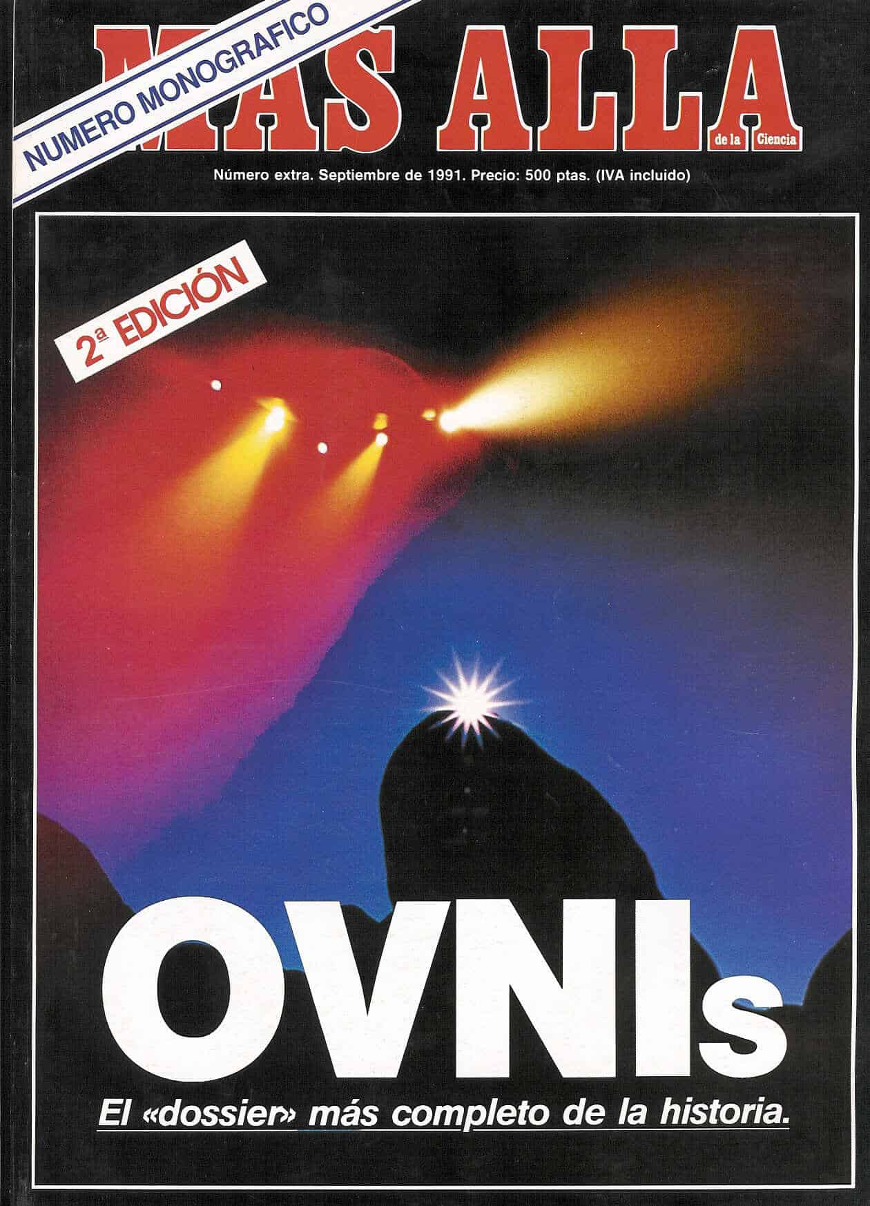 Más Allá monográfico OVNIs 1991