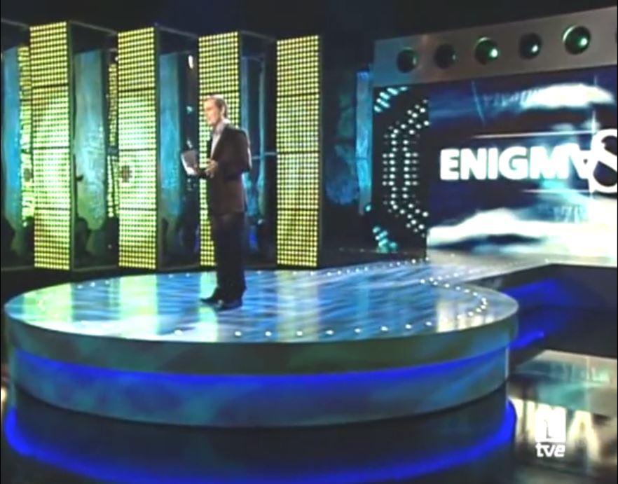 RTVE - Enigmas Historias Inexplicables