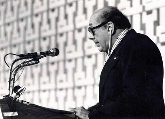 Antonio Ribera en Acapulco 1977