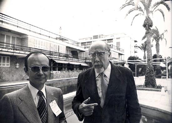 Rafael Farriols y Antonio Ribera, Alicante 1980
