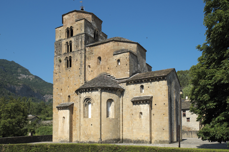 Monasterio de Santa María de Santa Cruz de la Serós (Huesca)