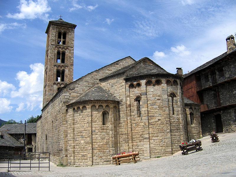 Iglesia de Santa María de Tahull