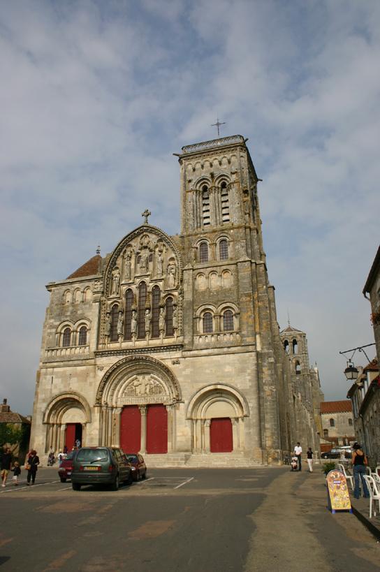 Basílica de Vézelay