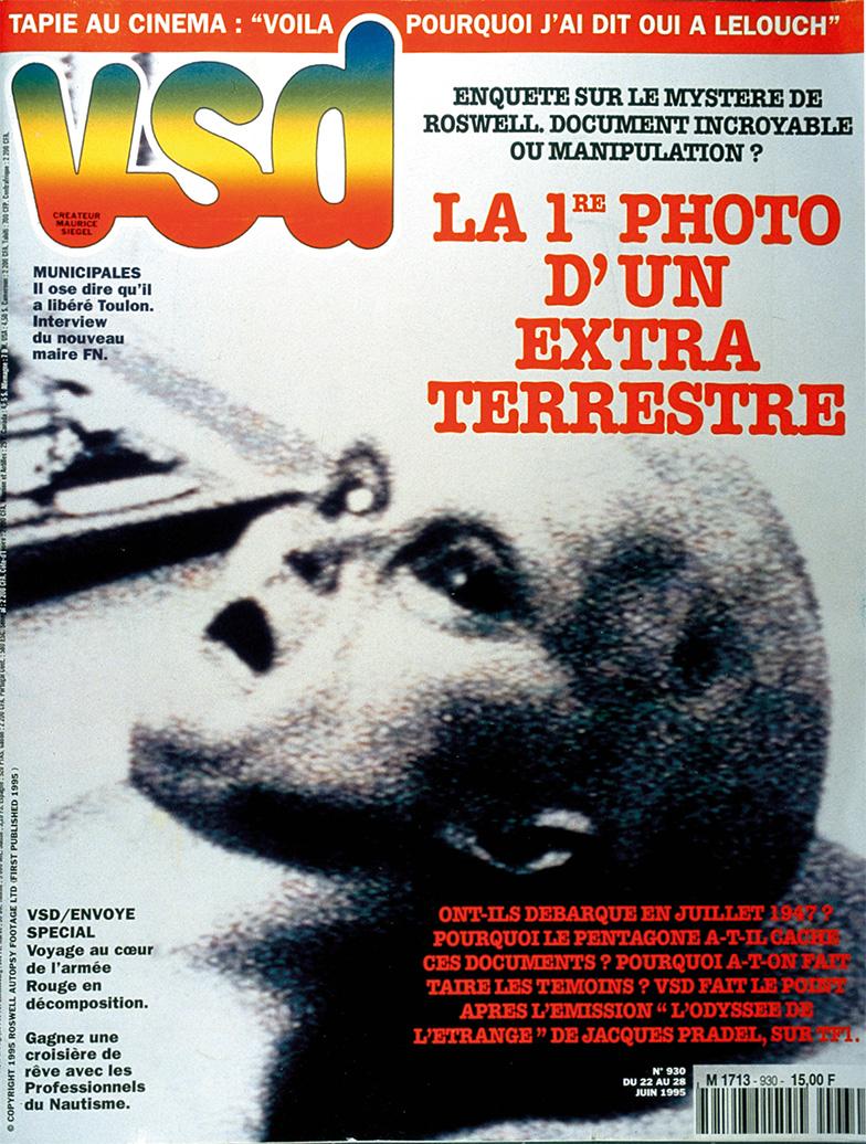 VSD (Francia) - Roswell