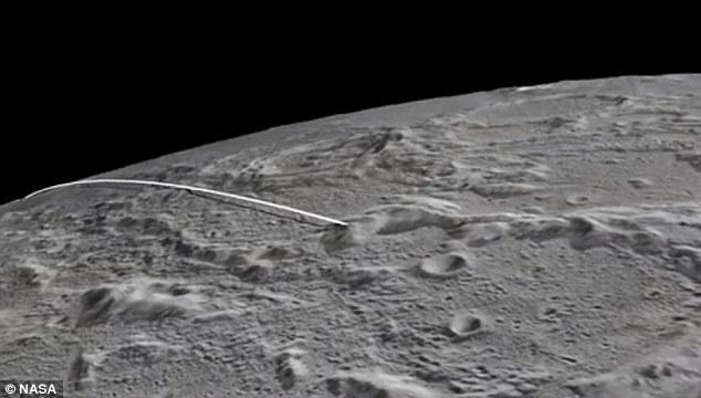 Zona impacto lunar