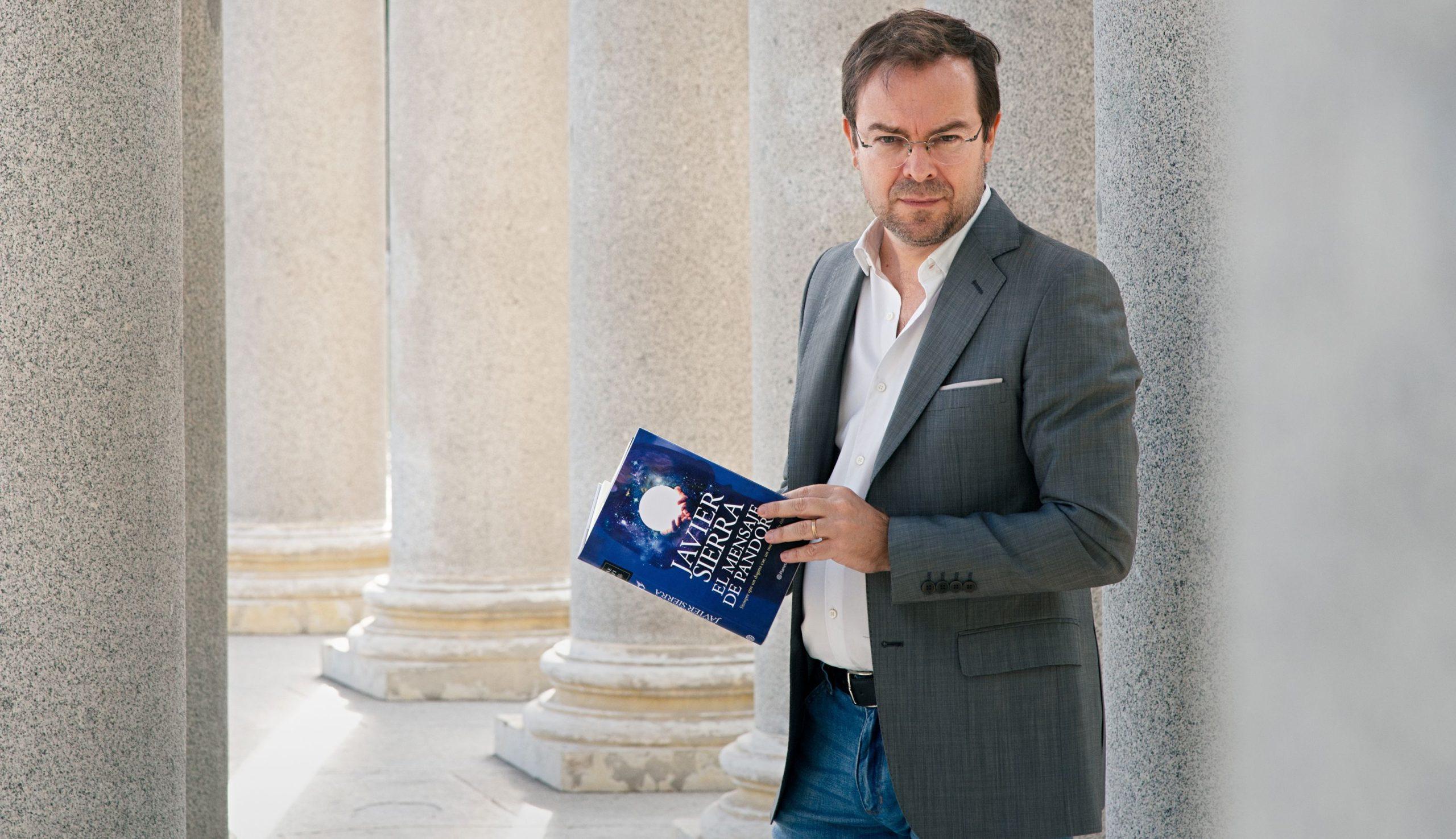 Javier Sierra - Prensa