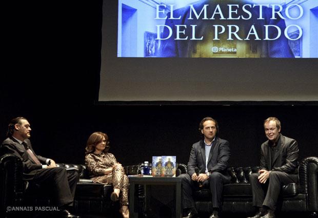 Presentación El Maestro del Prado