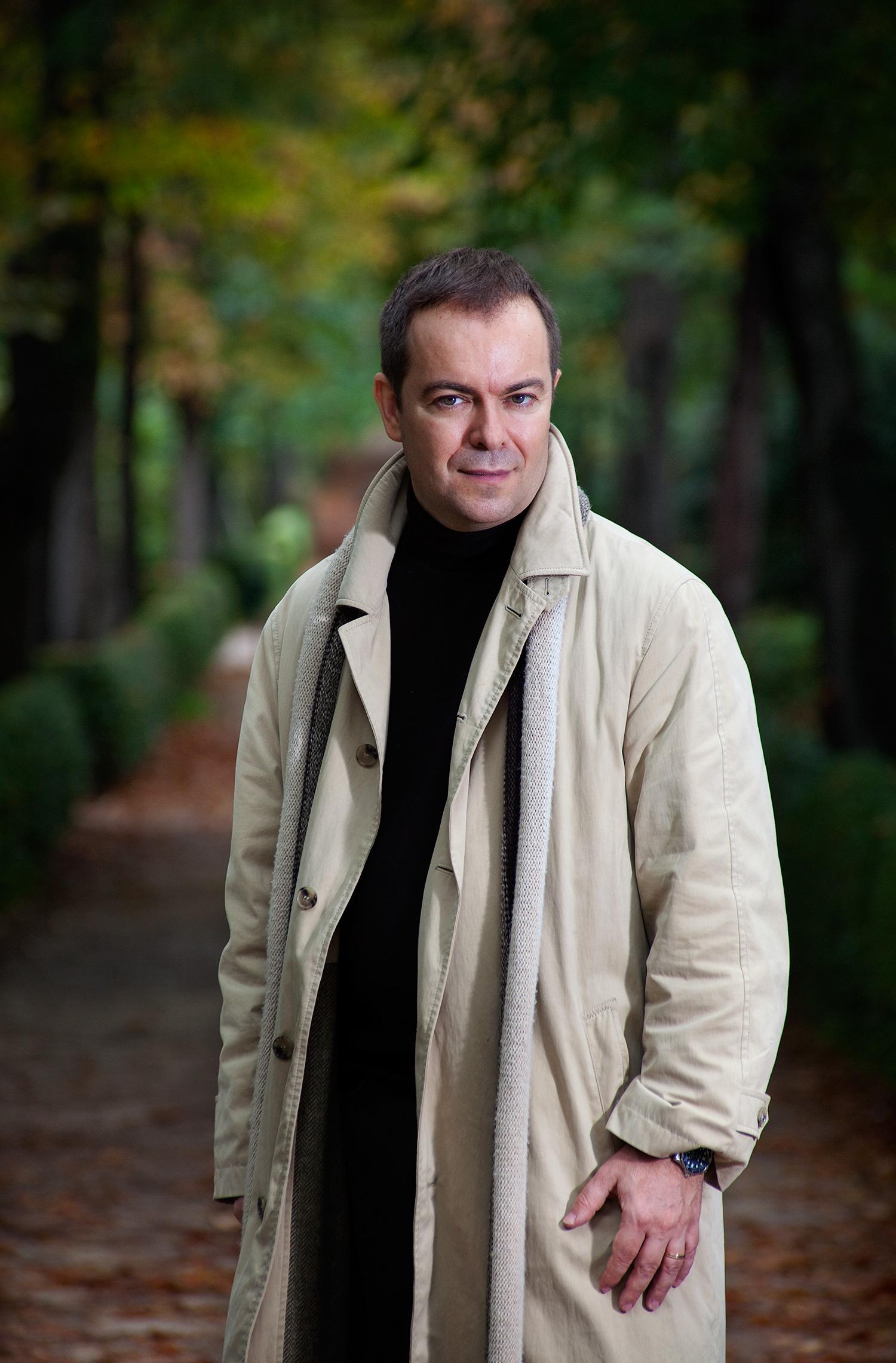 Javier Sierra - © Asís G Ayerbe