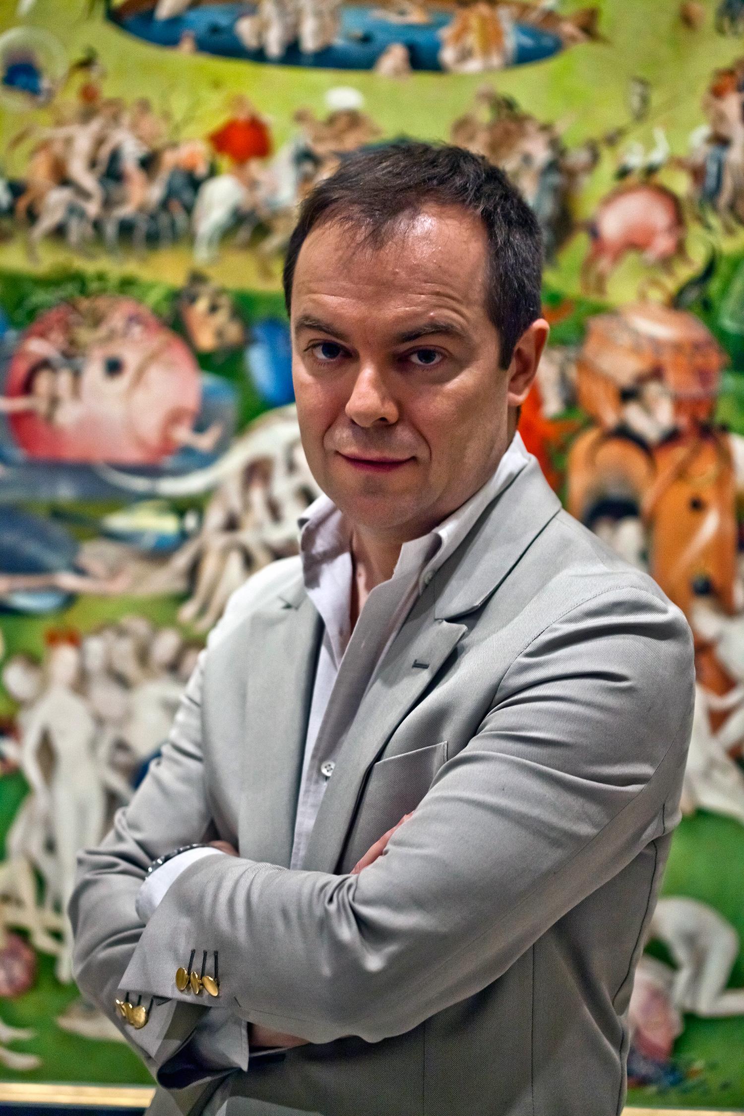 Javier Sierra - © José M Miguel