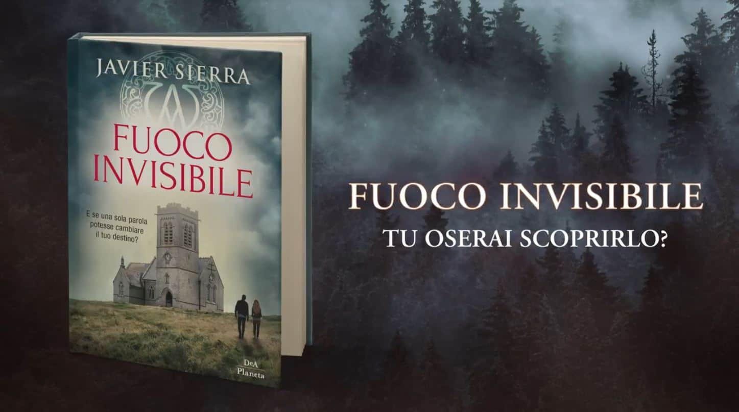 Fuoco Invisible Booktrailer