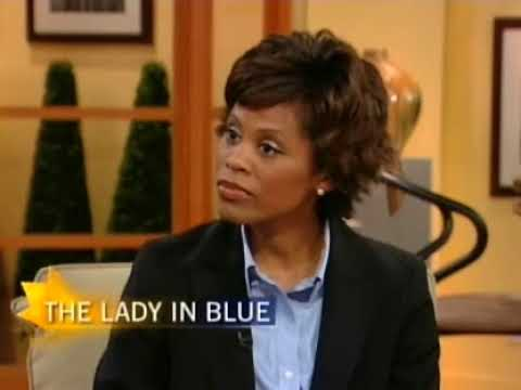 CTVV - The Lady in Blue