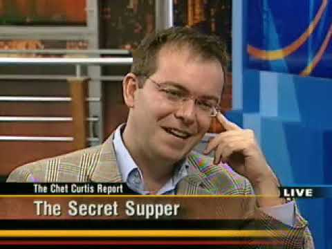 NECN - The Chet Curtis Report - The Secret Supper