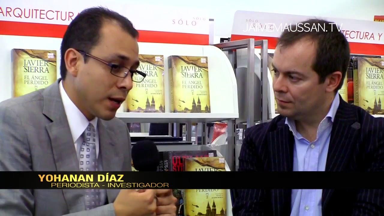 PUNTOCEROTV - Entrevista sobre El Ángel Perdido de Javier