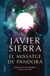 El Missatge de Pandora - Javier Sierra