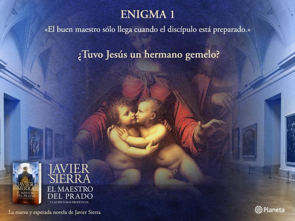 El Maestro del Prado - Enigma 1