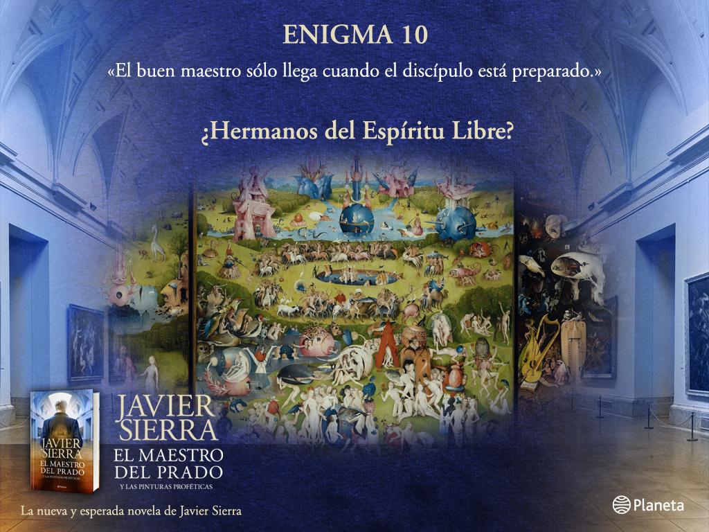 El Maestro del Prado - Enigma 10