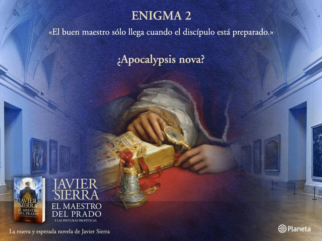 El Maestro del Prado - Enigma 2