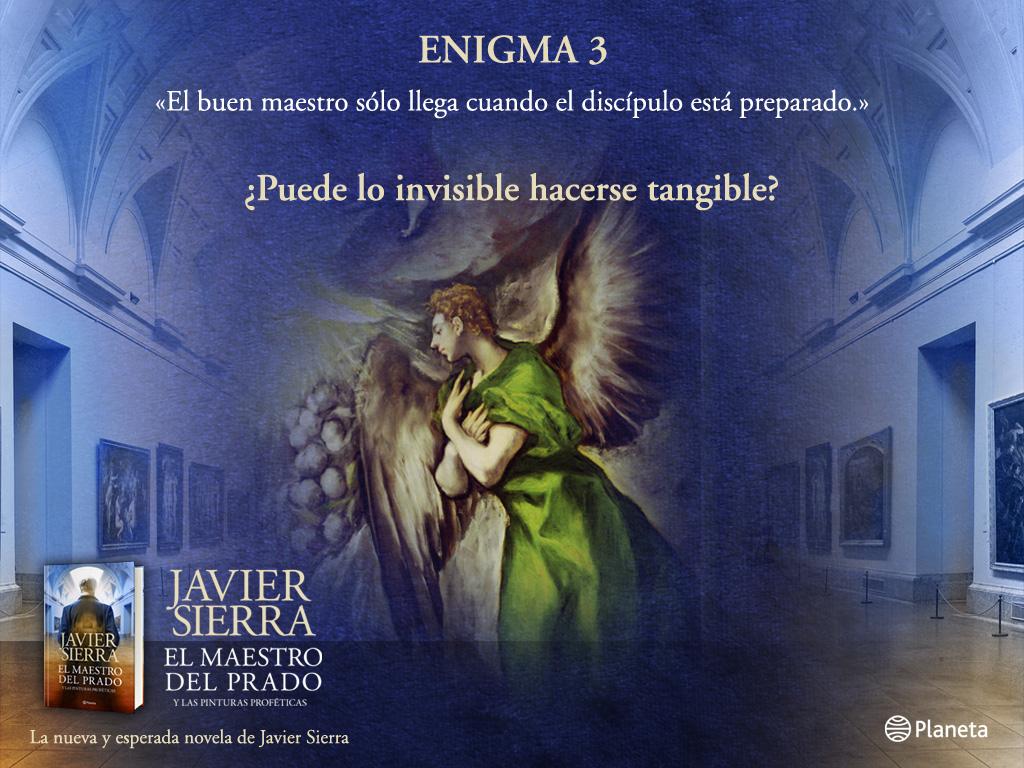El Maestro del Prado - Enigma 3