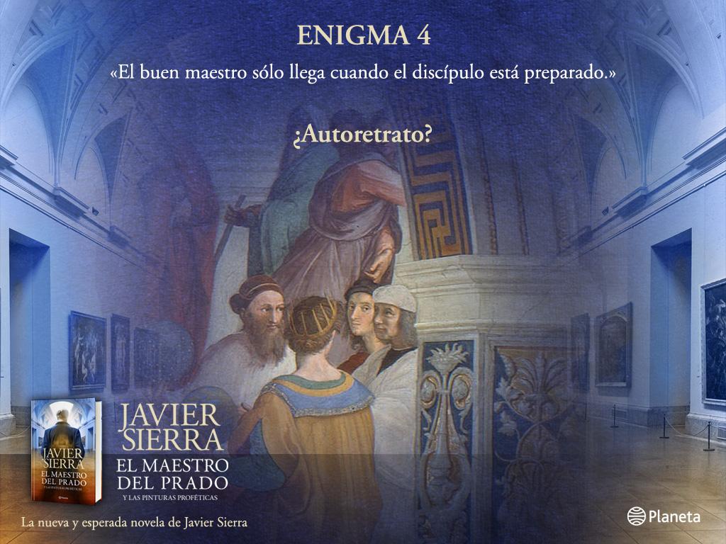 El Maestro del Prado - Enigma 4