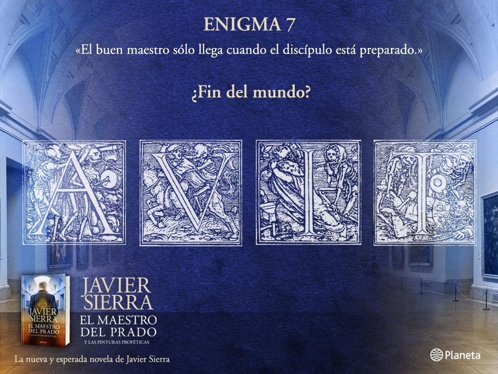 El Maestro del Prado - Enigma 7