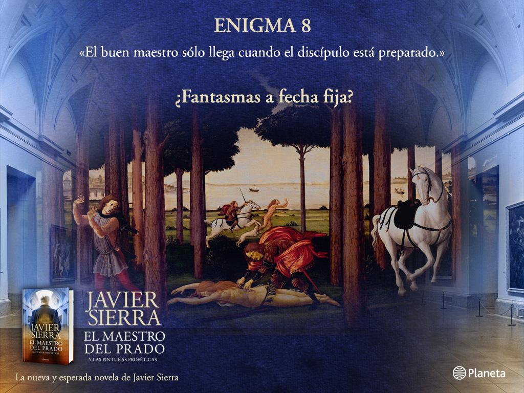 El Maestro del Prado - Enigma 8