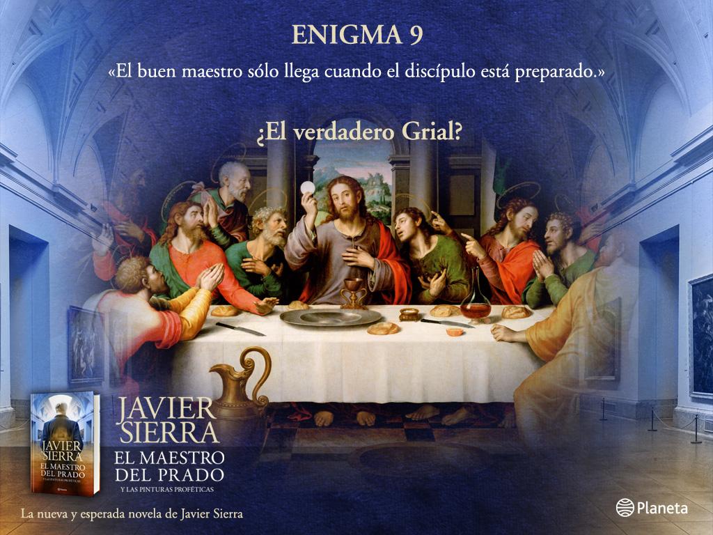El Maestro del Prado - Enigma 9