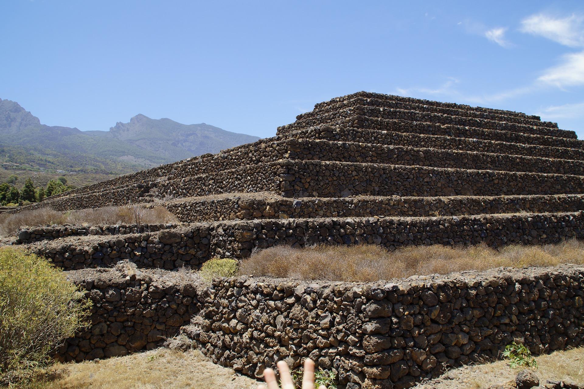 Pirámides de Güimar