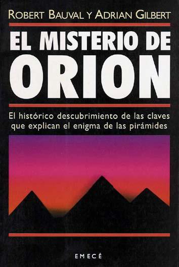 Robert Bauval - El Misterio de Orión