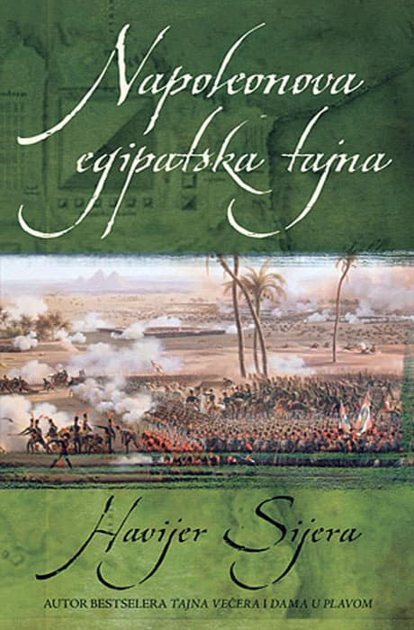 Napoleonova egipatska tajna - Javier Sierra